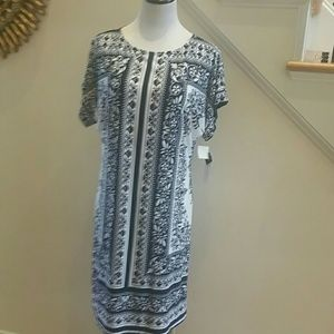 """Dress by """"Sandra Darren"""""""